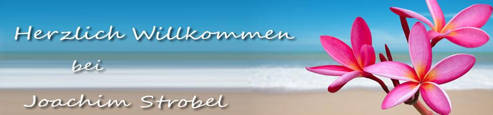 Herzlich Willkommen bei Joachim Strobel